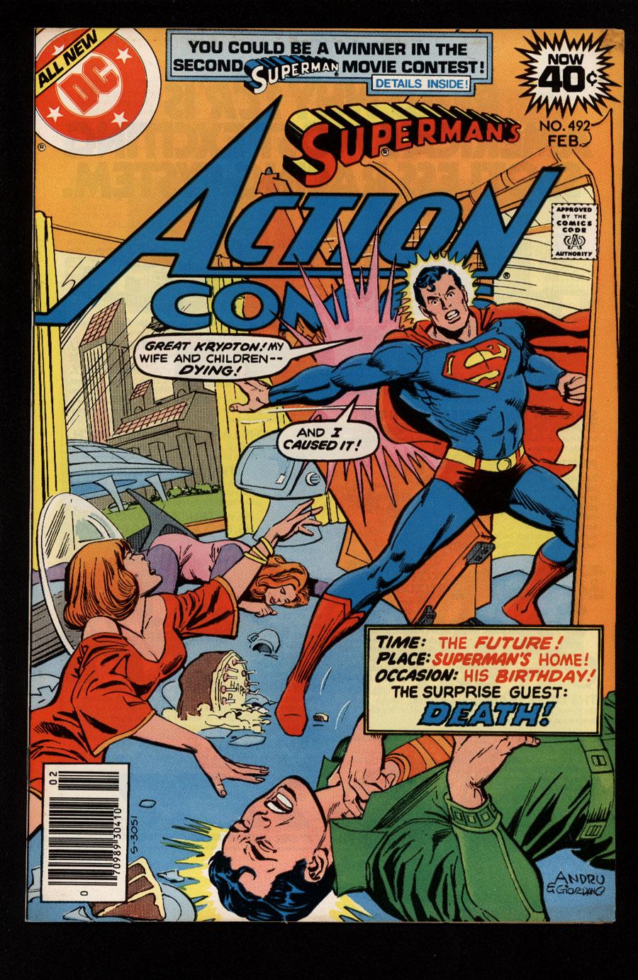 1938 Series 9.2 #821 January 2005 DC NM Action Comics