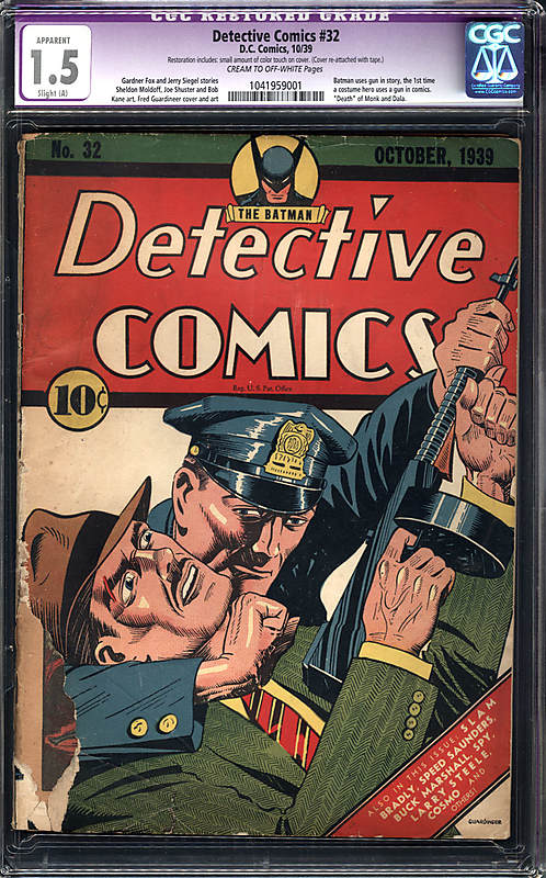 Detective Comics 1937 series #631 Bagged and Boarded C1454